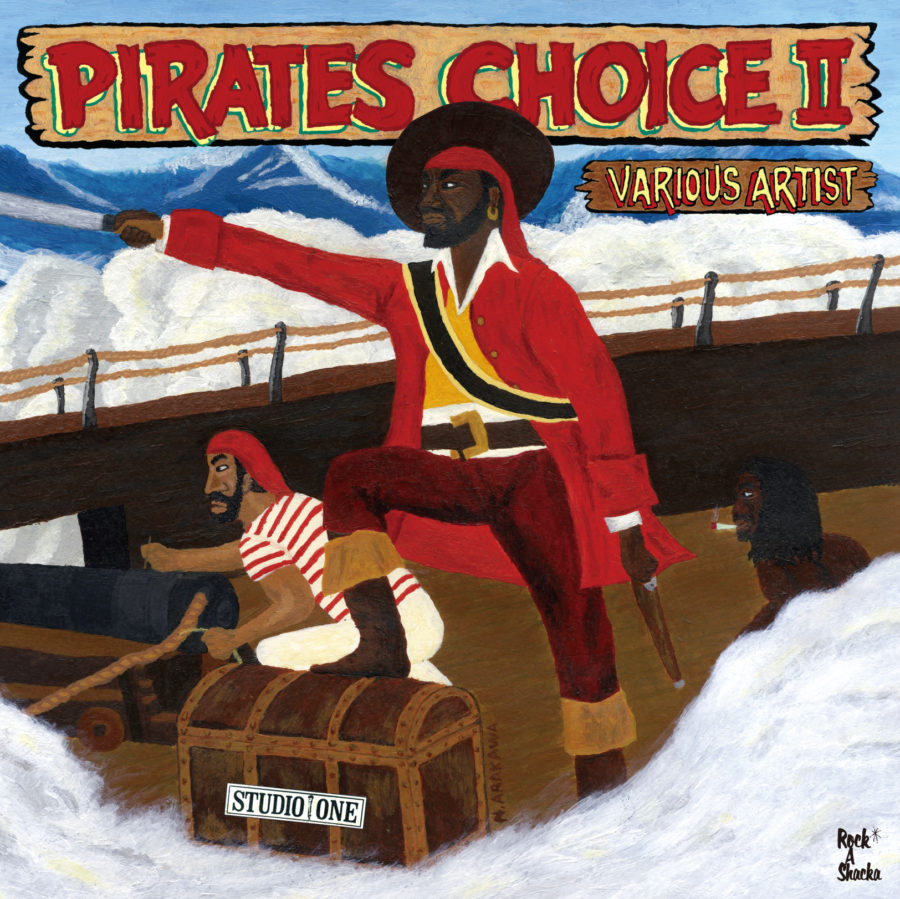PIRATES CHOICE 2